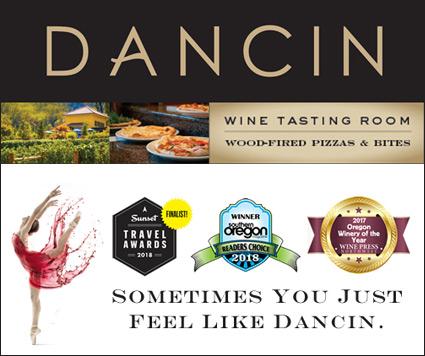 Dancin Wine Tasting Room